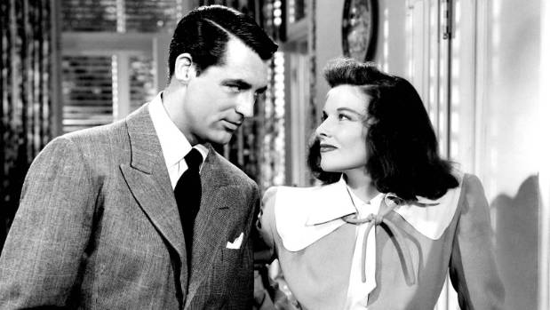 The Philadelphia Story teamed up Cary Grant and Katherine Hepburn