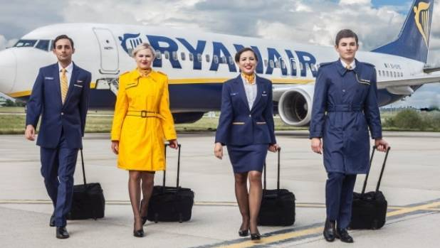 Ireland's Ryanair to cancel 40-50 flights per day