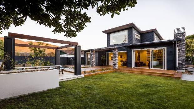 House Of The Week Waikanae Eco Home Is Perfect Modern