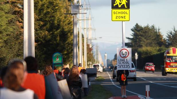Wellington City Council is making road changes to help make routes to school safer.