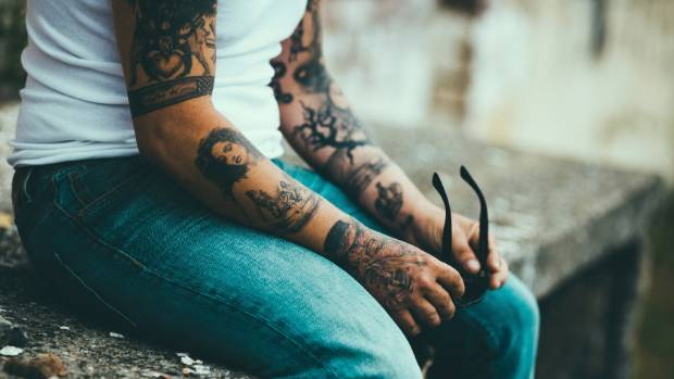 Repeated tattooing could positively impact the body's  immunological responses, according to a new study.