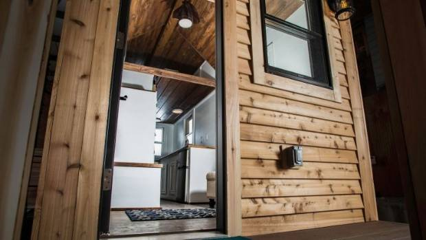 Construction company selling tiny houses for 10500 Stuffconz