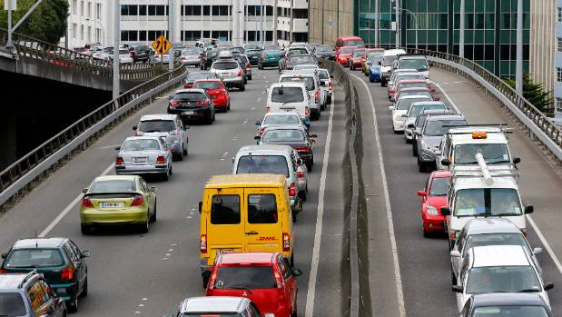 More than 82,000 people travel through Wellington compact CBD's during the morning rush each day, roughly half of them ...