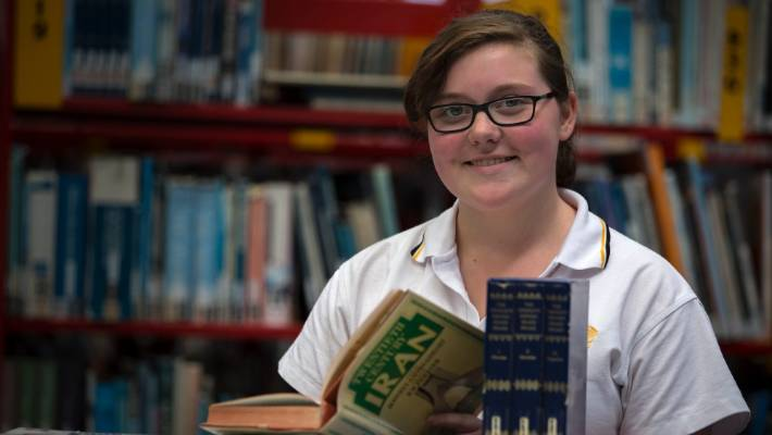 Bright Young Thing: English whiz wins national ICAS award | Stuff co nz