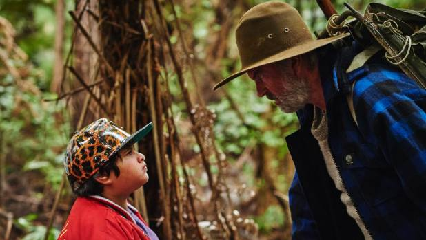"Julian Dennison and Sam Neill are an entertaining and engrossing ""odd couple"" on the run in Hunt for the Wilderpeople."