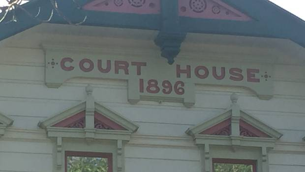 A Hawera store worker was sentenced to six months home detention on 18  dishonesty charges. .