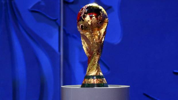 The Jules Rimet trophy will be contested by 48 teams at the Fifa World Cup in 2026.