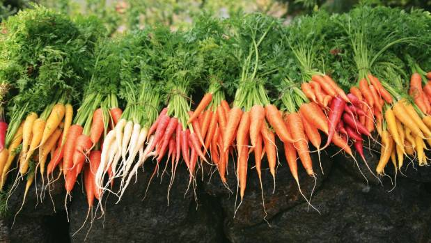 Sow carrots directly into light, well-drained soil.