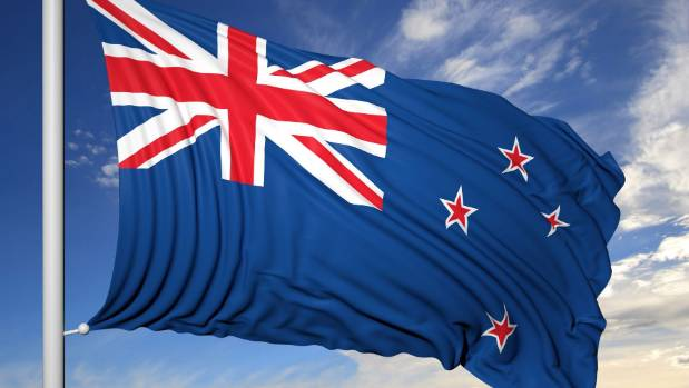 new zealand flag - photo #12