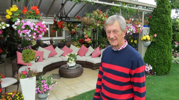 Dozer will destroy prize winning christchurch garden for Grow landscapes christchurch