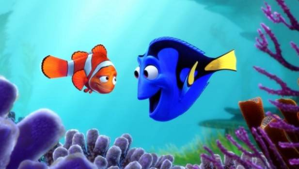 Dory is the star of Disney's new sequel to Finding Nemo: Finding Dory.