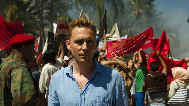 "Tom Hiddleston in The Night Manager - a role some said was his ""audition"" for Bond."