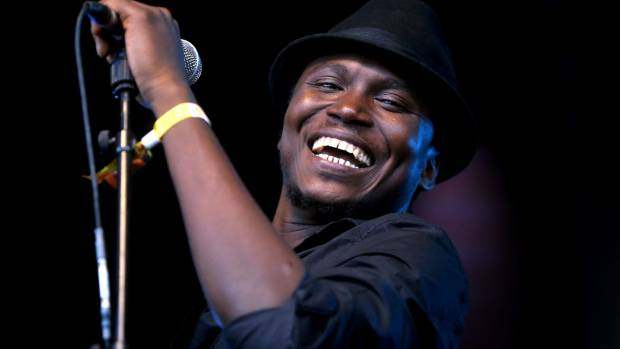 Songhoy Blues were one of the first acts to play at WomadNZ 2016.