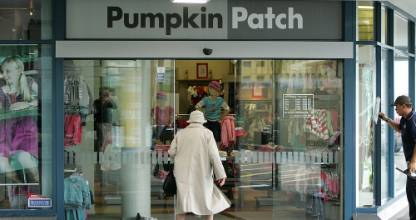 Pumpkin Patch has been placed in administration