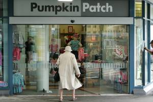 Pumpkin Patch receivers will close seven New Zealand stores in the next week, which will see 57 job losses.