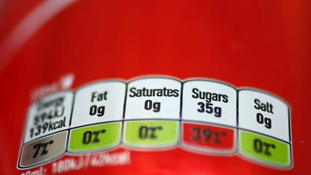 Britain has introduced a sugar-tax on soft drinks.