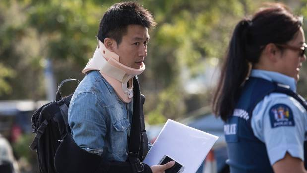 Jing Huang, 36, pleaded guilty to dangerous driving causing death.