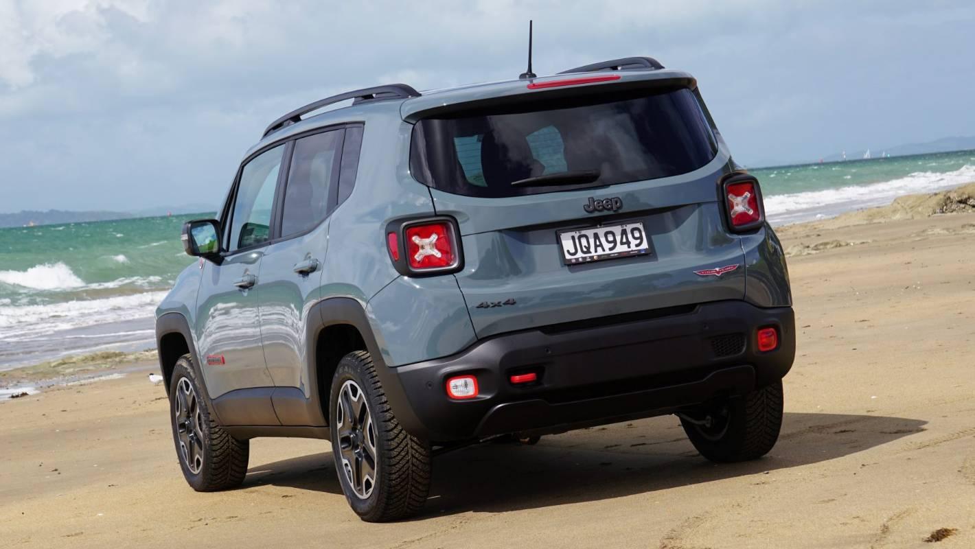 Jeep S Italian Renegade Arrives In New Zealand Stuff Co Nz