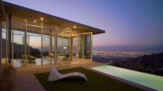 Architect Hagy Belzberg Says The Skyline Residence Is An Environmentally  Sensitive Building Designed For A Limited