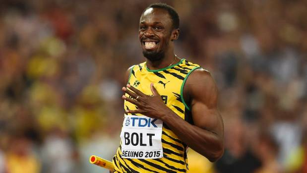 Rio will be Usain Bolt's last Olympic Games.