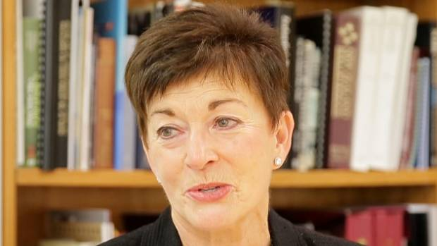 Governor-General-in-waiting Dame Patsy Reddy.