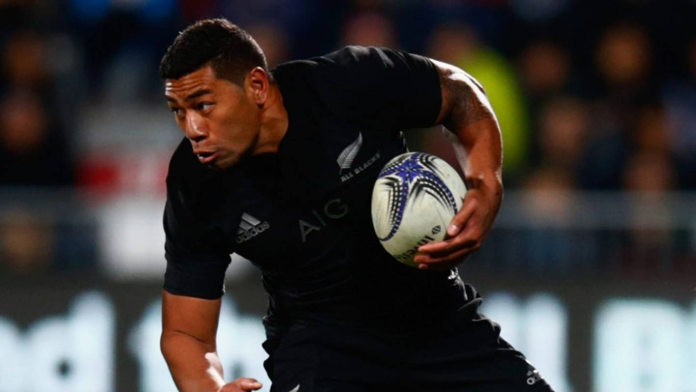 Charles Piutau wants 'another crack' at All Blacks jersey