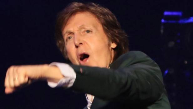 Sir Paul McCartney is fighting for his Beatles' catalog.