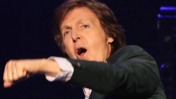 Paul McCartney is working on a new album with Adele's Grammy-winning producer Greg Kurstin.
