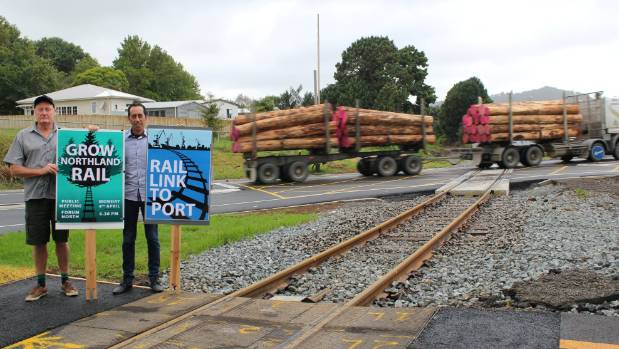 There is local support for rail improvements.