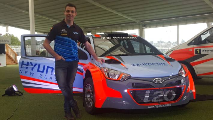 Wrc Hero Hayden Paddon To Tackle Kiwi Rally Rounds In New