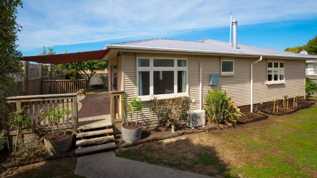 This Riversdale property, in Blenheim, is listed with Bayleys Marlborough for offers over $329,000.