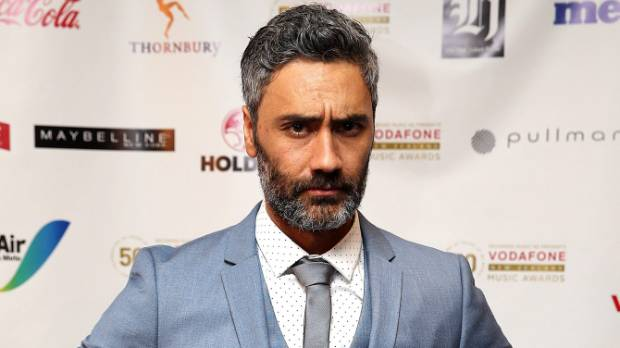 Actor and Director Taika Waititi apologised to the people who worked on Boy, since his other film knocked it off the top ...