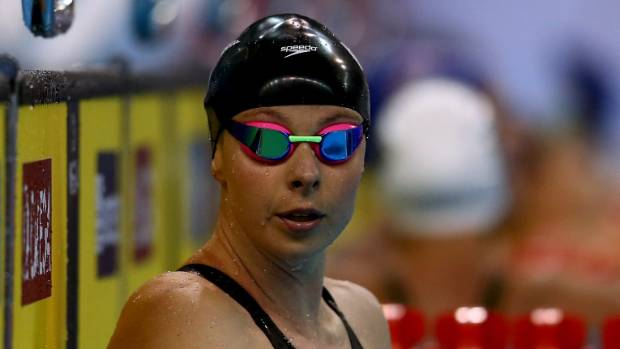 Kiwi swimmer Lauren Boyle is ranked second in the world in the 800m freestyle.