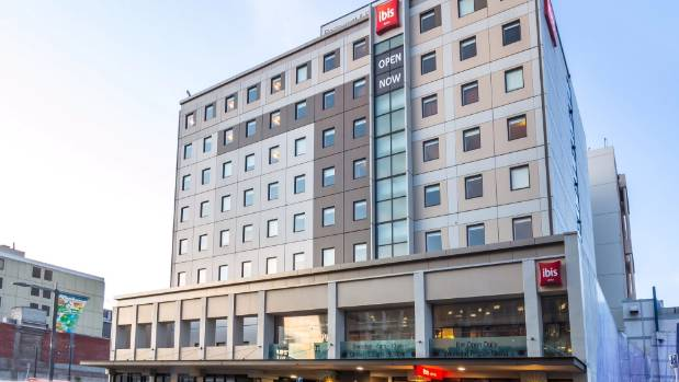 The Ibis Christchurch Has 155 Rooms And Is Rated Three Stars Plus