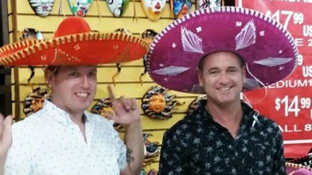 Nicky (left) and David Beard have pleaded for the New Zealand government to help get their babies home from Mexico.