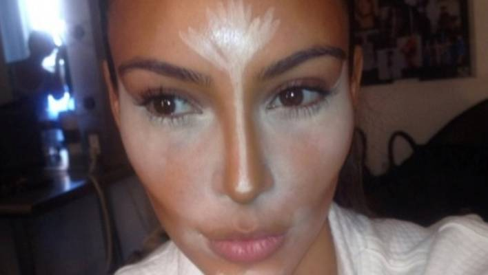Contouring - a beauty sensation we hear so much about thanks to loyal fans like Kim