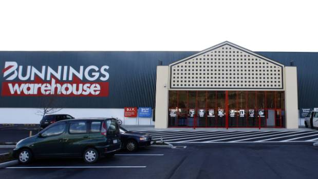 Sausage sizzles are common outside Bunnings outlets.