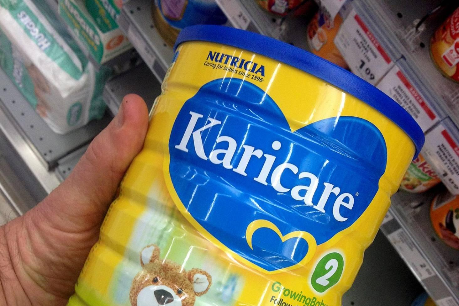 Nutricia Karicare Price