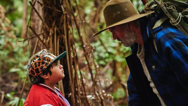 Robin Lee-Robinson claims to have created the characters that feature in the film Hunt for the Wilderpeople.
