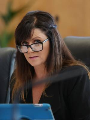 'It's just got to stop,' Councillor Angela O'Leary says of sexist comments and jokes which go too far.