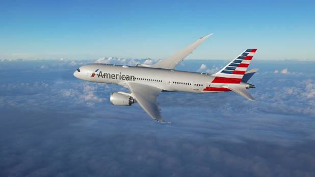 American Airlines Launches Auckland To Los Angeles Service
