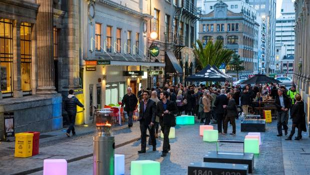 The $4.4m upgrade of Auckland's O'Connell St adds to the city's connectivity.