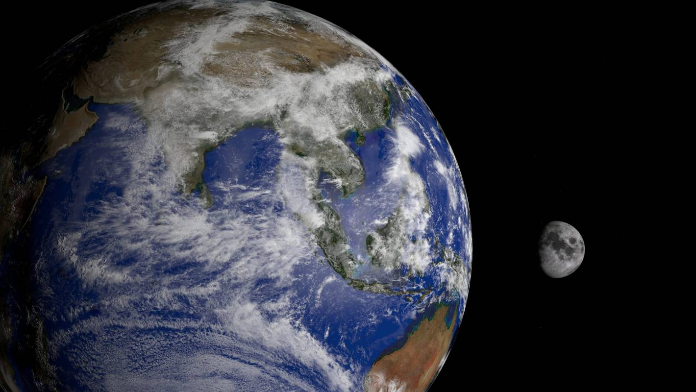 Earth is greener today than it was 20 years ago - thanks to China and India