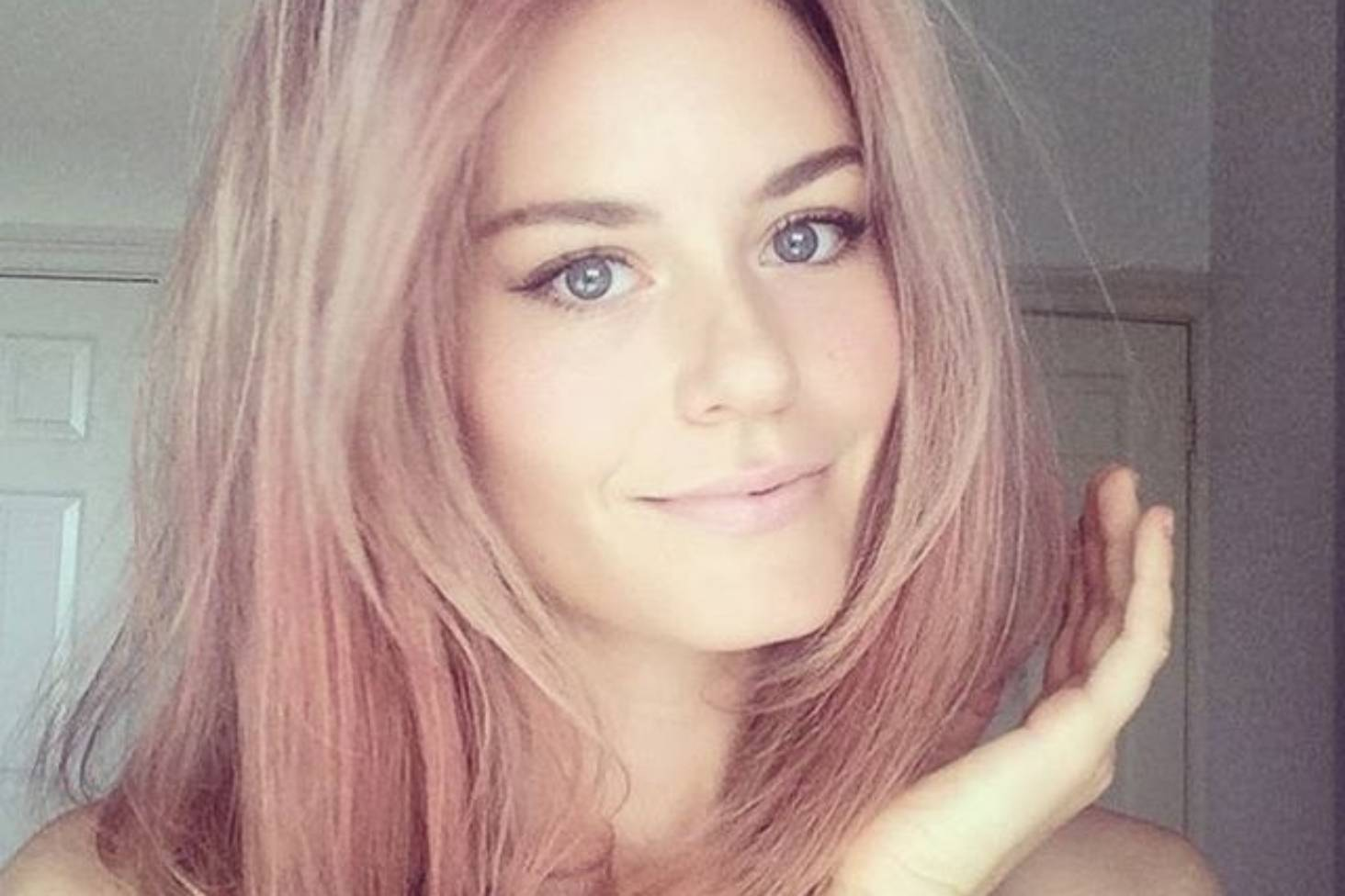 Rose Gold Hair The Hottest New Shade To Try This Season Stuff Co Nz