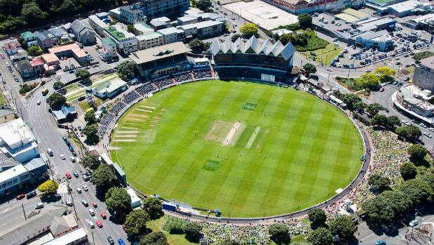 Architect Richard Reid says there is a traffic solution ready to go at the Basin Reserve, but Wellington city leaders ...