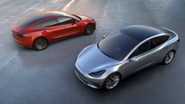 Tesla Motors' mass-market Model 3 electric cars are imminent.