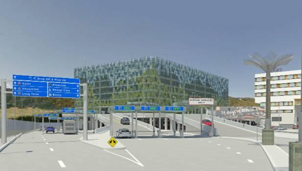 Wellington Airport Car Park Nz