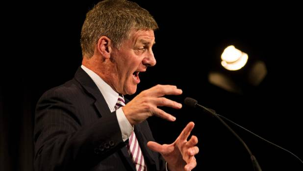 "Finance Minister Bill English says 26 weeks paid parental leave would be a significant ""extra"" and ""unbudgeted'' cost."