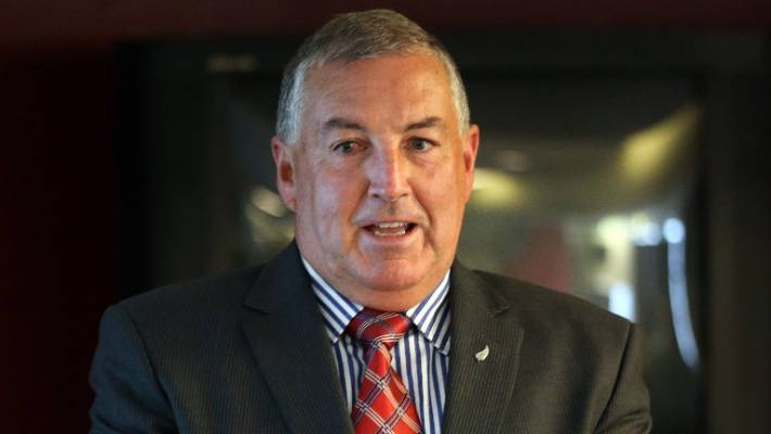 Otakaro chairman Ross Butler.