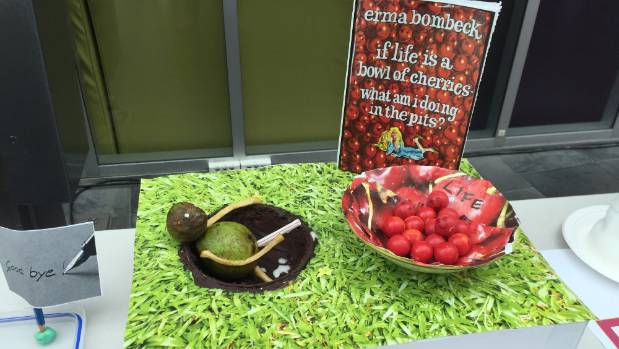 An imaginative but rather inedible rendition of Emma Bombeck's 1978 novel 'If Life Is a Bowl of Cherries, What Am I ...